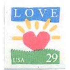 USA - 1 SELO - LOVE - MINT